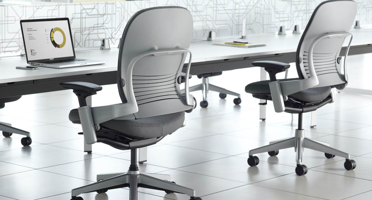 Relax The Back Office Chair Reviews: Steelcase Leap Ergonomic Office Chair