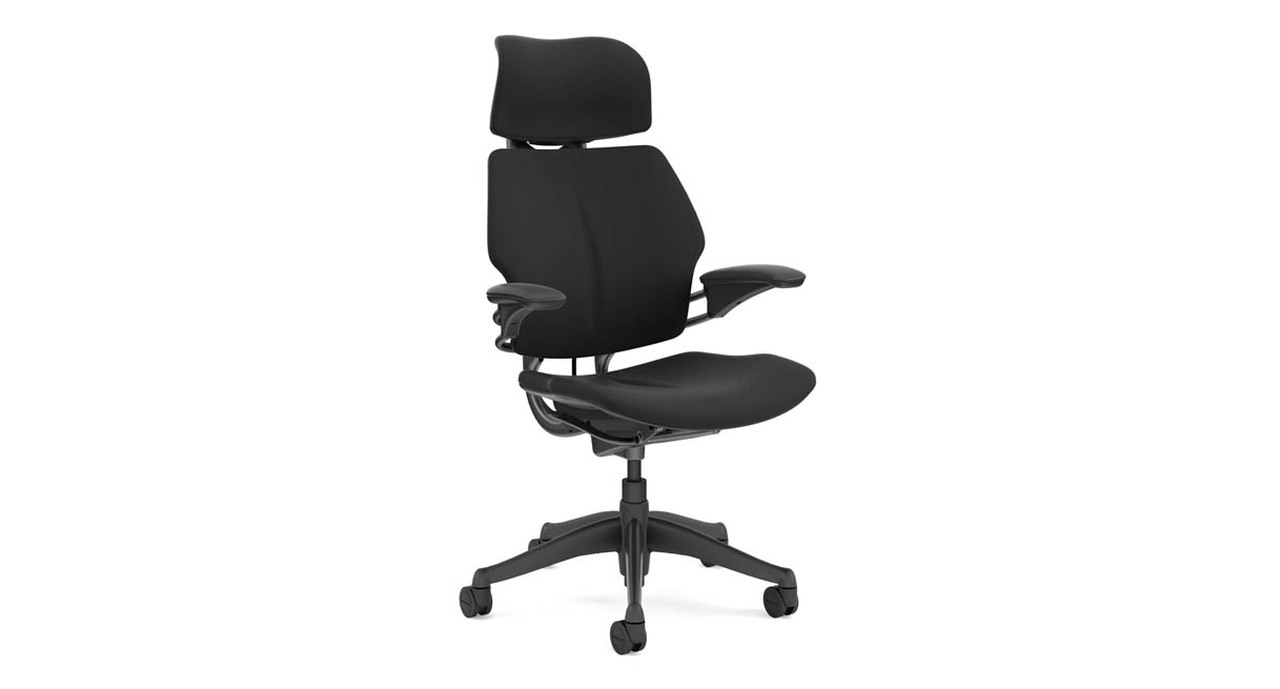 Humanscale chair assembly - Recline Averts Pressure Points By Increasing The Angle Between Torso And Legs