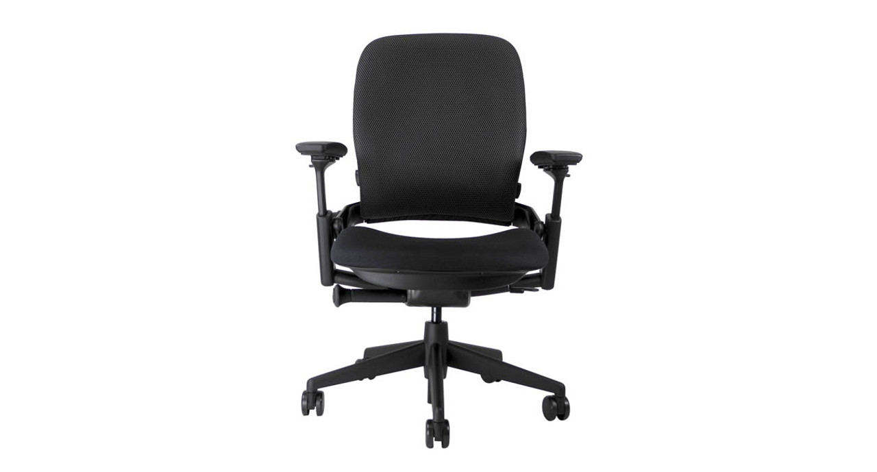 High Quality Steelcase Leap Chair With 3D Knit Mesh Back