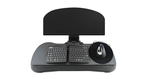 UPLIFT Keyboard Tray Kit For Corner L Shaped Desk