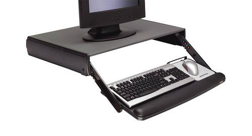 3M Adjustable Desktop Keyboard Drawer KD95CG