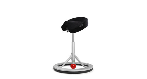 Office Star Backless Stool Saddle Seat St203