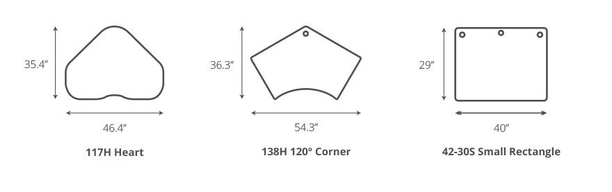 Shop Conset 501 7 Laminate Electric Sit Stand Desk