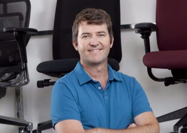 Square Grove Office Furniture founder, Jon Paulsen