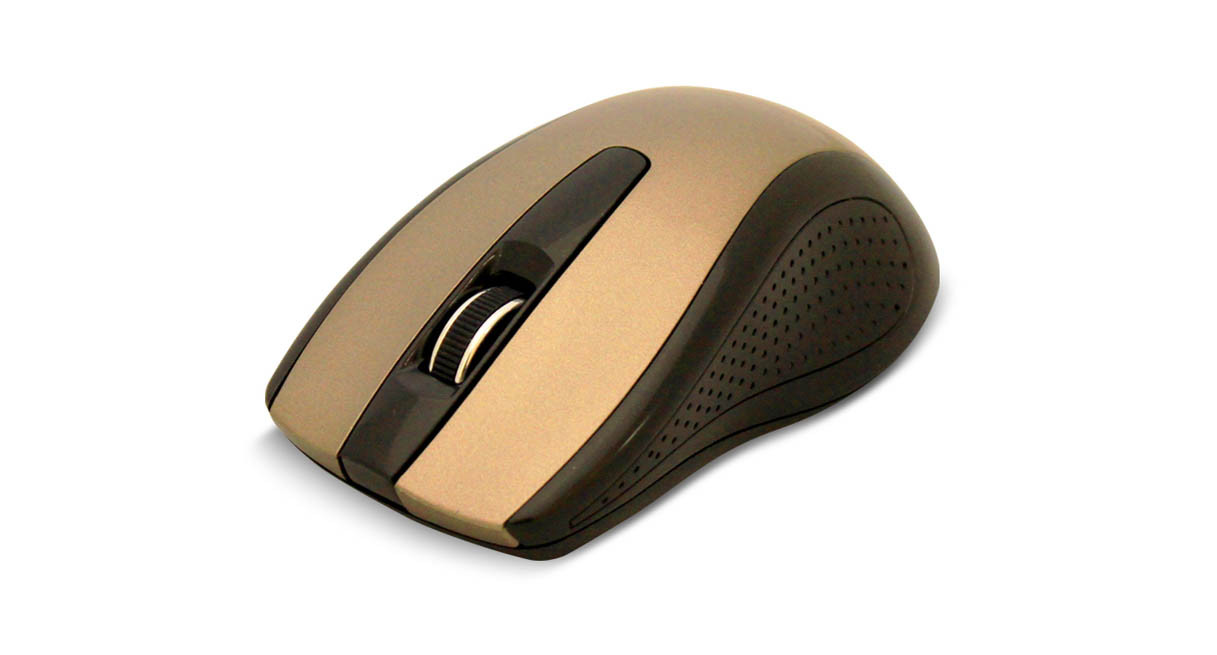 The Goldtouch Wireless Ambidextrous Mouse allows you to seamlessly switch your mousing hand without interrupting your work.