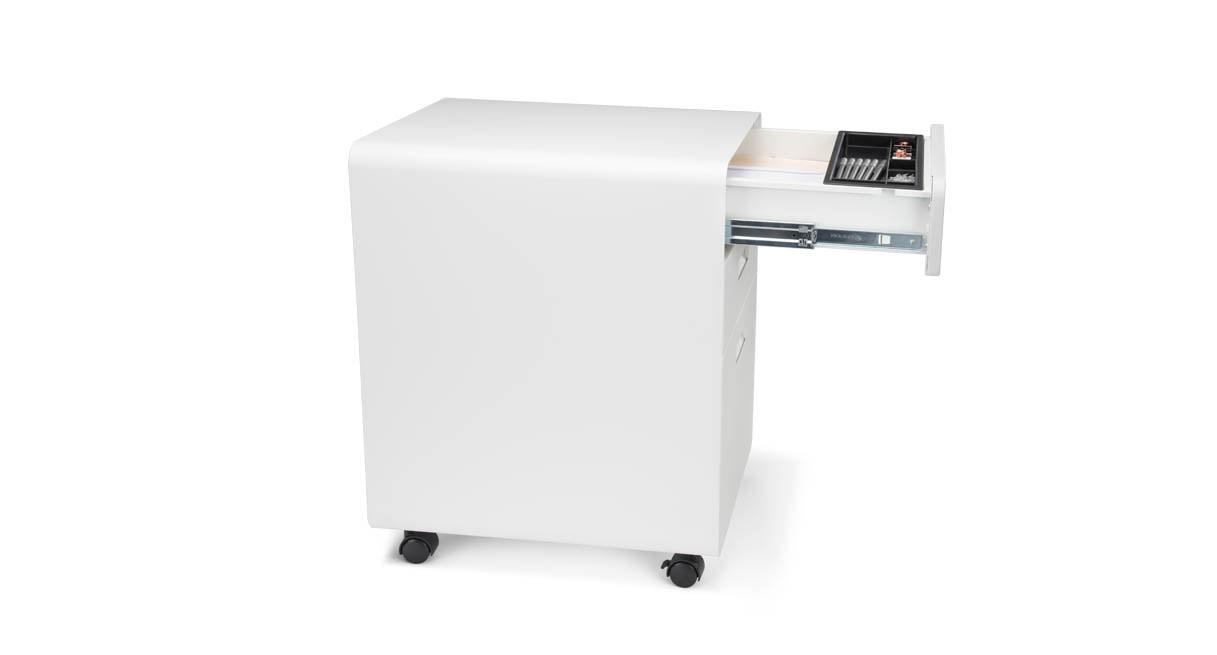 3-Drawer File Cabinet by UPLIFT Desk   Human Solution