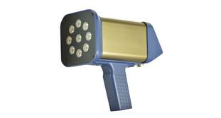 The ST-320BL-1 Blacklight LED Stroboscope boasts an Adjustable Flash Pulse duration for sharper images for precision inspection