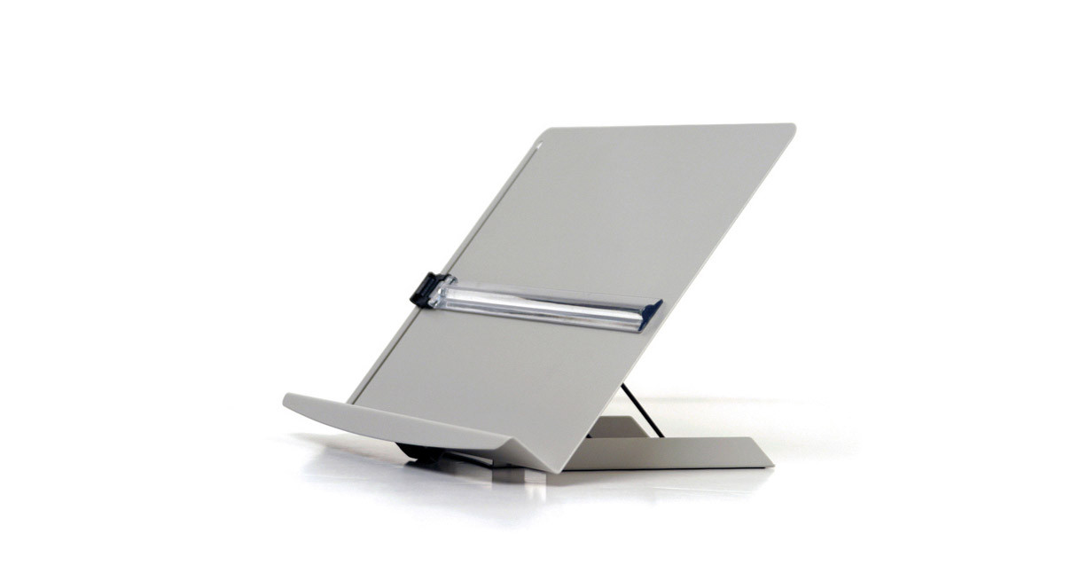Humanscale Ch900 Amp Ch900b In Line Document Holder For Lcd