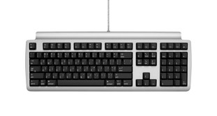 Uses Quiet Click mechanical keyswitch technology - type without loud clicking sounds