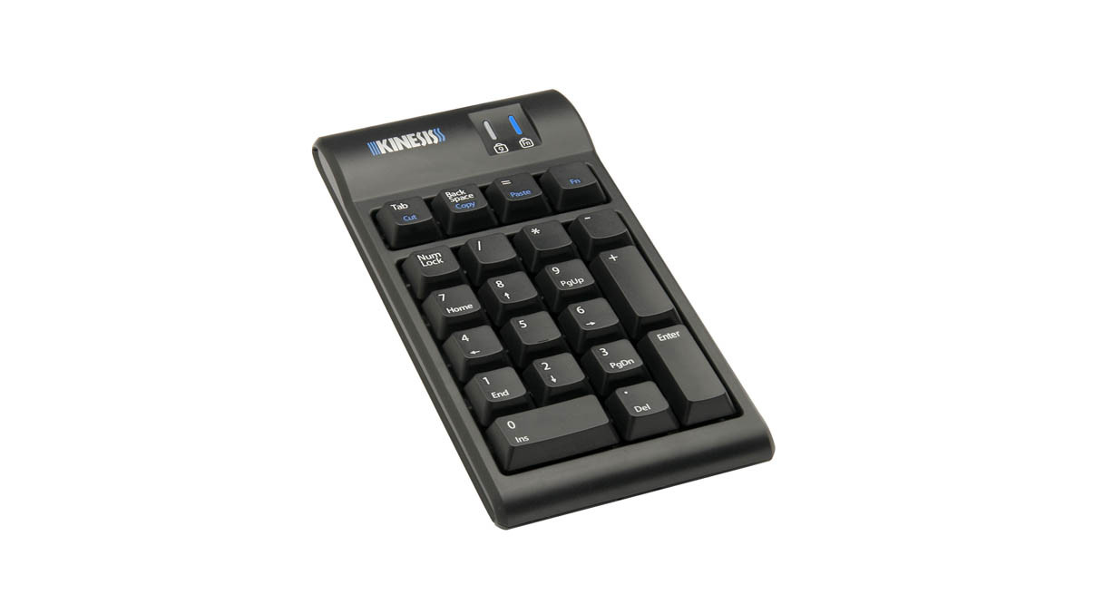 Computer input devices has introduced freestyle a range - Kinesis Freestyle2 Numeric Keypad 35 00