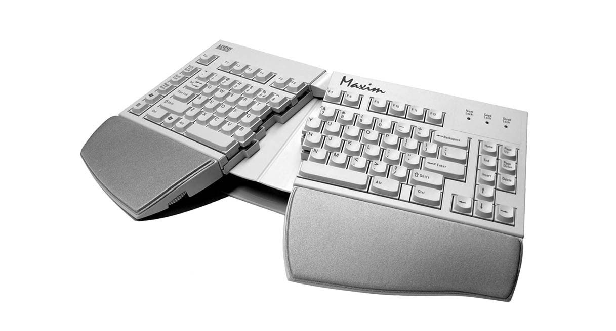 an ergonomic evaluation of the kinesis The impact of keyboard design on comfort and productivity in of keyboard design on comfort and productivity in a ergonomic evaluation of the kinesis.