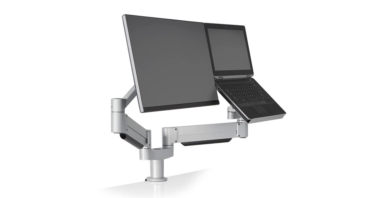 Shop Innovative 7050 Height Adjustable Laptop Amp Lcd Mount