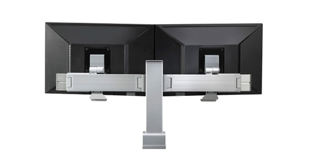 Steelcase Eyesite Dual Monitor Arm Shop Monitor Arms