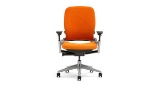 The Leap comes in a wide variety of colors to suit any office style