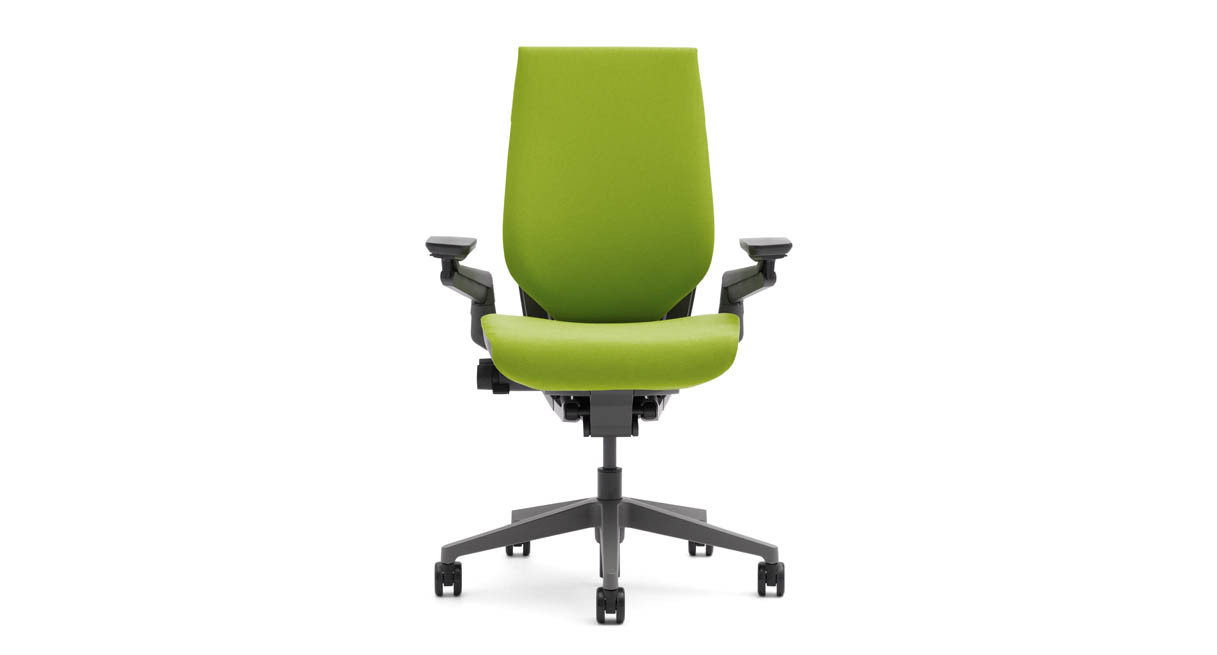 The Gesture comes in a wide variety of colors to match your office style