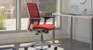 Dynamic armrests allow for movement vertically, laterally, forward, and back and allows for inward pivoting for forearm support