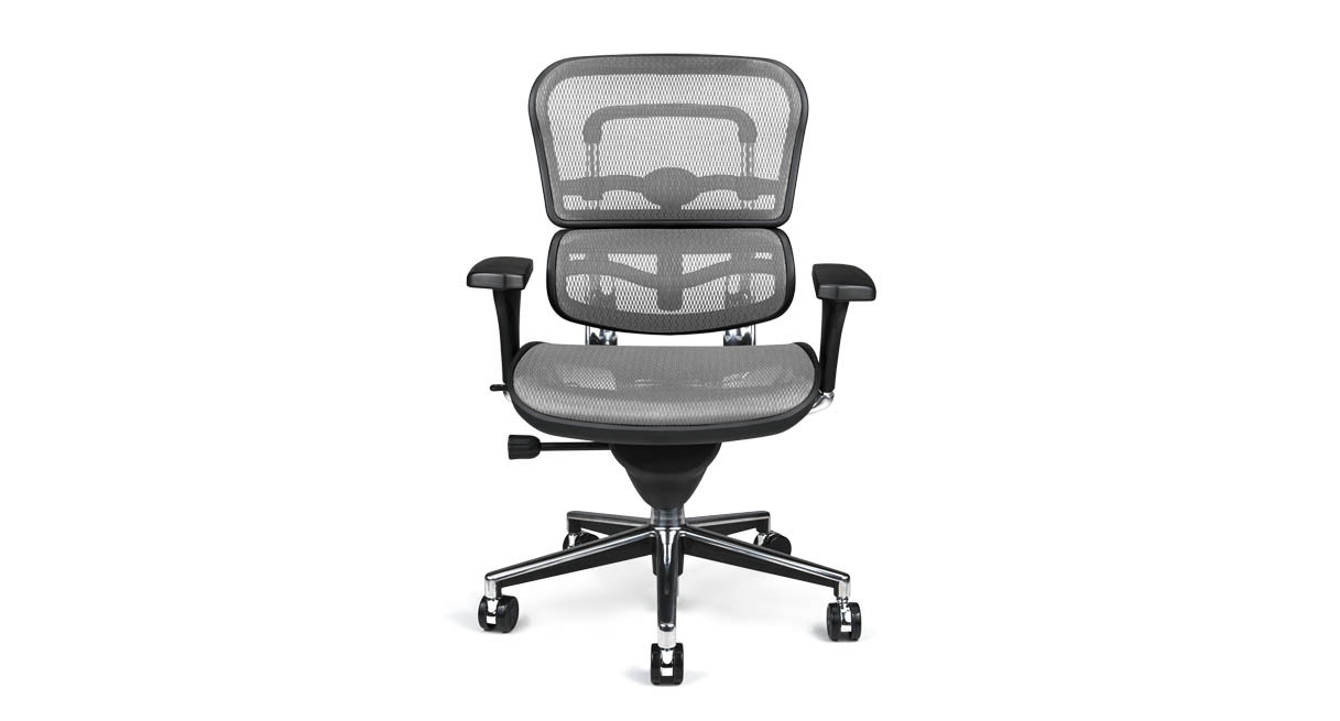 enjoy a mesh chair that transforms your working experience with the ergohuman mesh chair - Ergohuman