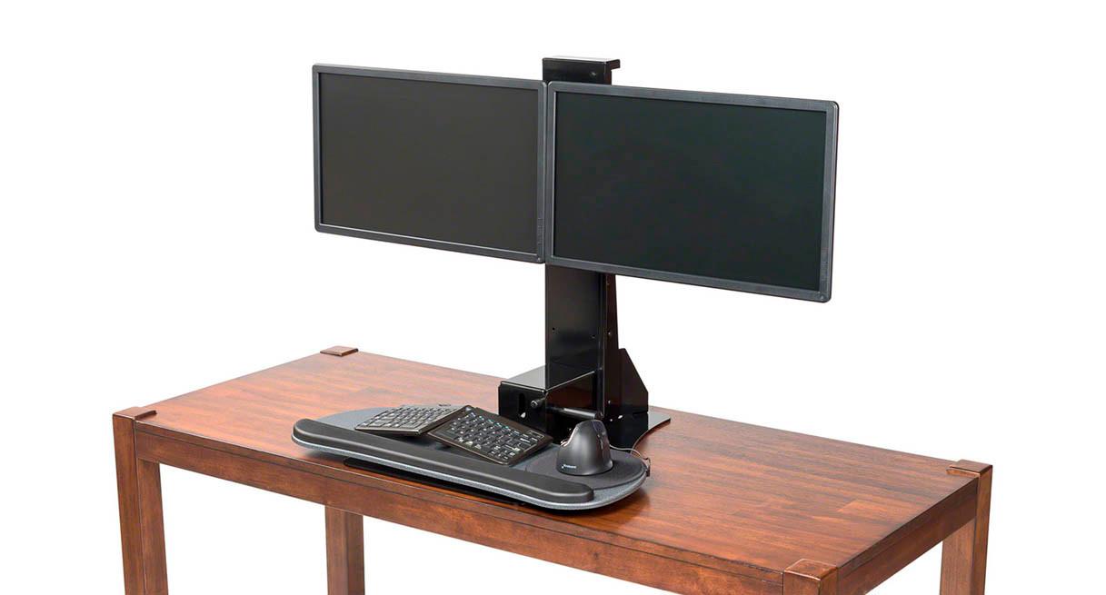 Shop Uplift Adapt Pogo Standing Desk Converters