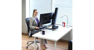 The desk converter is highly configurable, offering many options to fit your needs