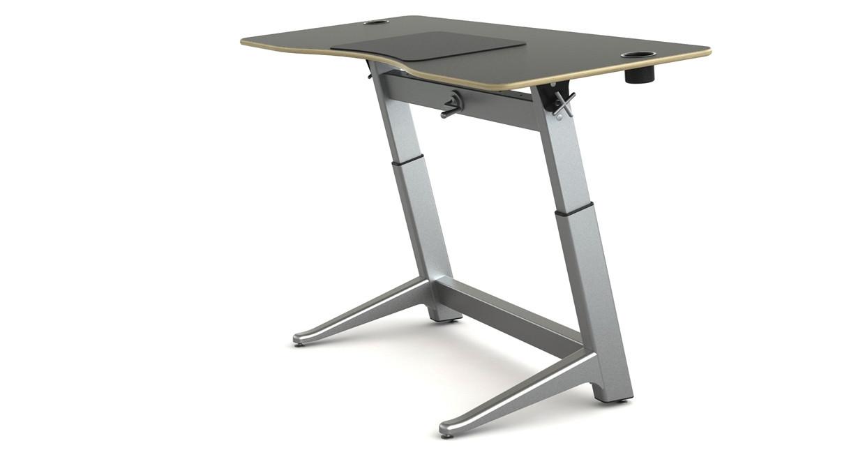 Focal Locus Standing Desk Shop Focal Upright Furniture