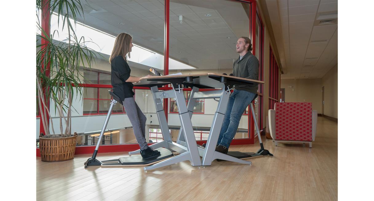 Focal Locus Standing Desk Shop Upright Furniture