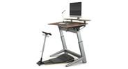 Bolts securely to upper desk stretcher of Locus Desks