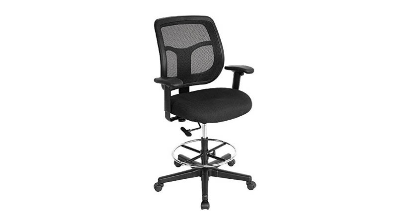 Raynor Apollo DFT9800 Drafting Chair  sc 1 st  The Human Solution & Ergonomic Drafting Chairs and Stools | Shop Drafting Chairs and Stools islam-shia.org