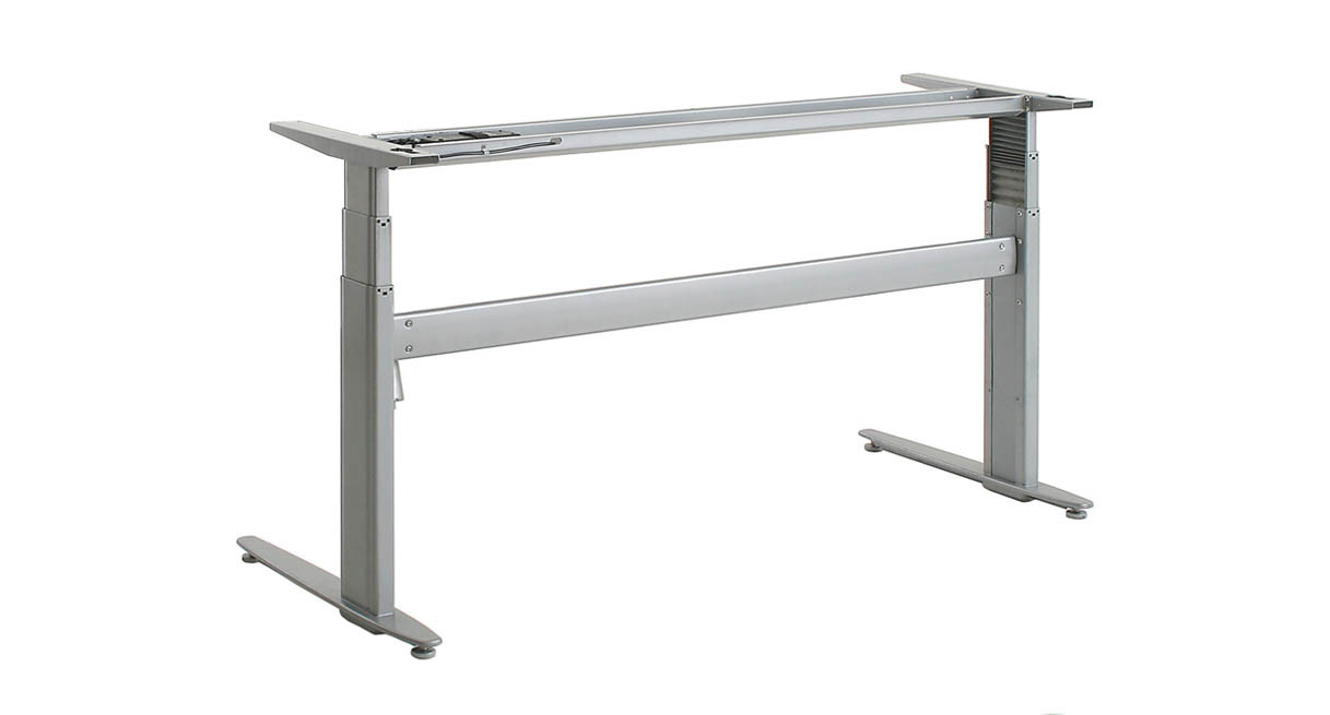 Sit To Stand Desk Conset Electric Sitstand Desk Base Diy