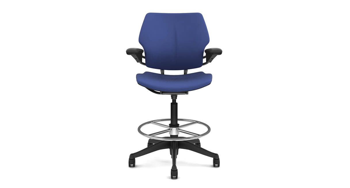Counterbalance reclining mechanism provides the ideal amount of support throughout a full range of motion  sc 1 st  The Human Solution & Humanscale Freedom Drafting Chair islam-shia.org
