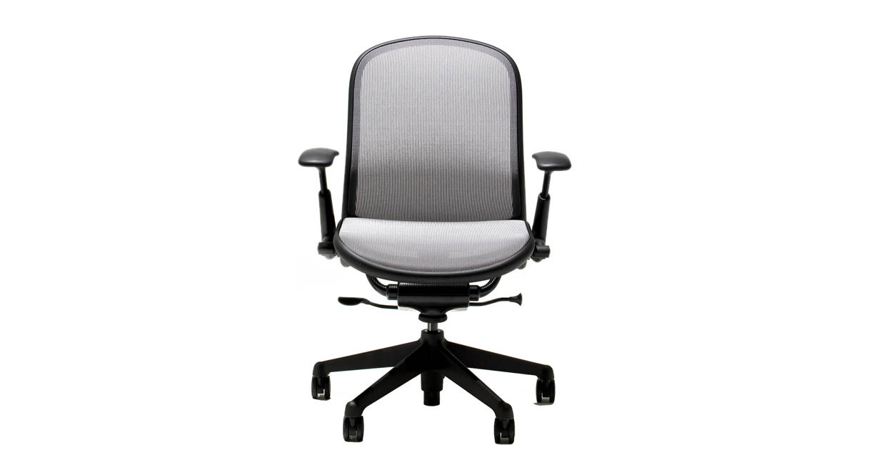 knoll chadwick chair  shop knoll office chairs - elastomeric construction conforms to your body's shape and reduces pressurepoints