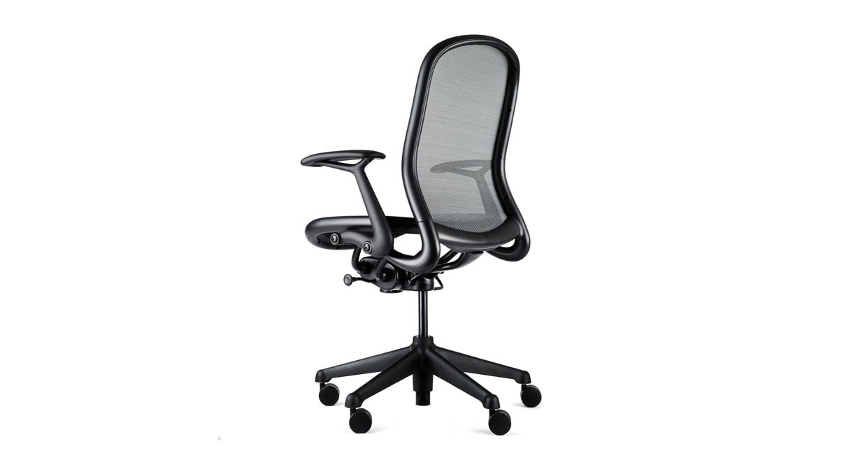 knoll chadwick chair  shop knoll office chairs - builtin lumbar support delivers reliable and flexible support as you move