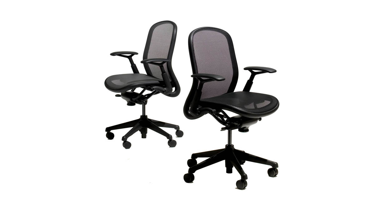 knoll chadwick chair  shop knoll office chairs - standard adjustable arms offer leverfree  height adjustment