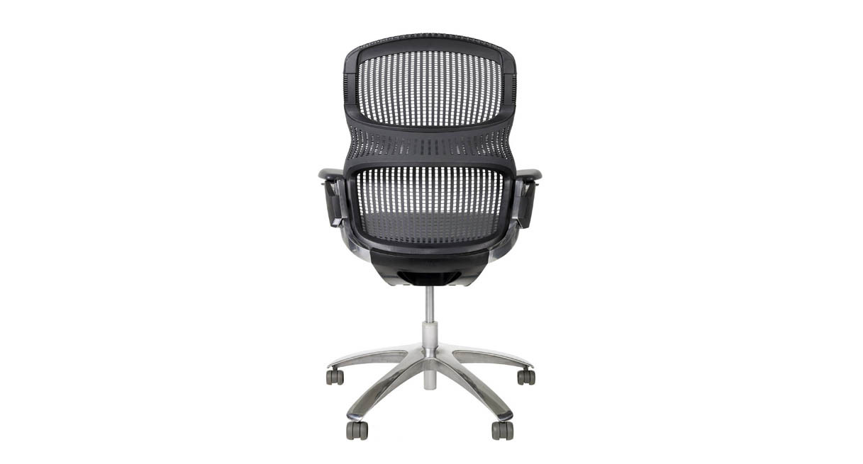 knoll generation chair  shop knoll office chairs - perfect for those looking for a truly modern progressive and flexibleergonomic office chair