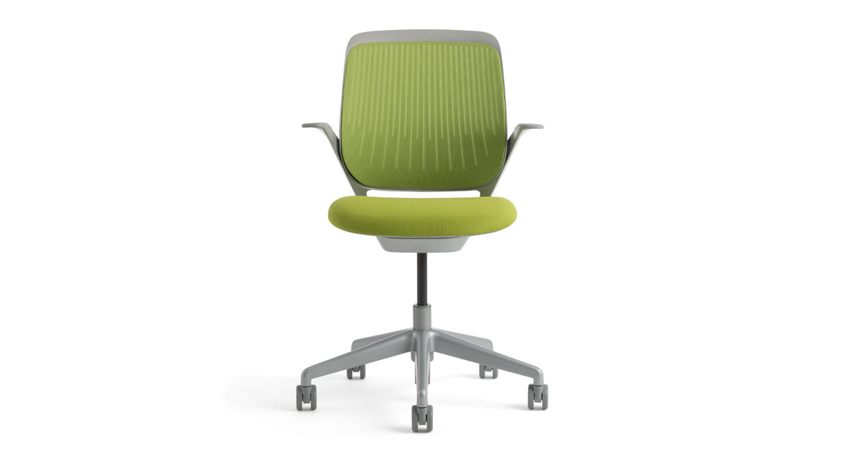 The Steelcase Cobi Chair comes in a wide range of colors