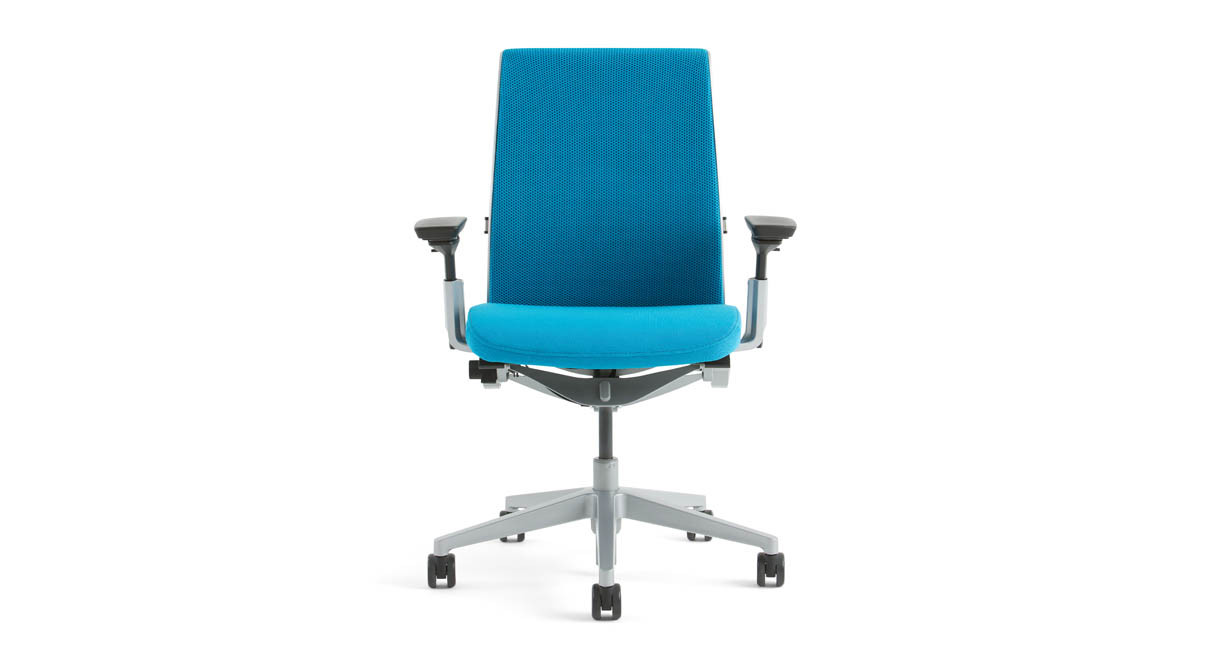 Teal Chair Shop Steelcase Think Ergonomic Chairs At Human Solution
