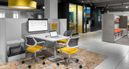 Award-winning design delivers vibrant flair to your workspace