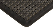 Crafted of virtually indestructible recycled nylon fibers and rubber