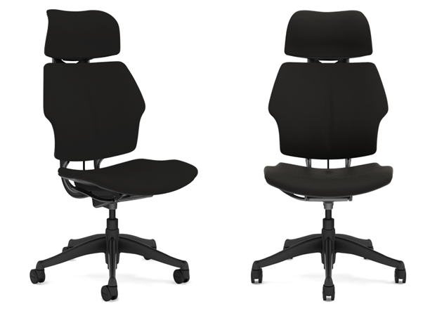 Relax The Back Office Chair Reviews: Humanscale Freedom Chair