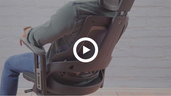 UPLIFT Pursuit Chair Video