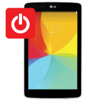 LG G Pad 8.0 Power Button Repair / Replacement