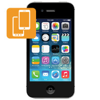 iPhone 4S Front Glass & LCD & Back Glass Replacement
