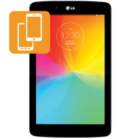 LG G Pad 7.0 Glass & LCD Replacement