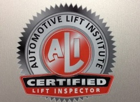 ANSI/ALI Lift Inspector