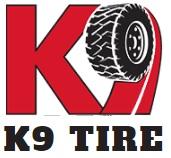 K9 tires Logo
