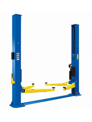 New 2 Post Hoist Precision Automotive Equipment 15,000 lb Floor Plate 15K Lift