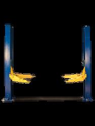 New 2 Post Hoist Precision Automotive Equipment 11,000 lb Base Plate Two 11K Lift