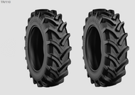 2 New Tires 480 80 50 Starmaxx Radial Tractor Rear 18.4 Tr110 TL R1 DOB Free Commercial Address Shipping