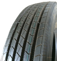 New Tire 11 R 22.5 Lanvigator All Position Steer S201 16 Ply Semi Truck 11R22.5