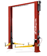 New 2 Post Challenger Lift 10,000 lb CL10V3 10K Hoist USA CL-10