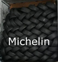 Used Take Off 245 50 20 Michelin Tire P245/50R20